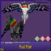 [MC] Griffin Pride Pearl Coat [wear to unpack]