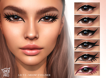 A R T E - Meow! Eyeliners [HDPRO Catwa]