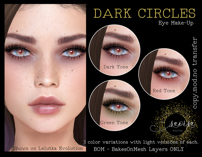 // Saorsa // - Dark Circles