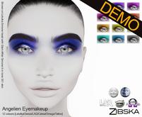 Zibska ~ Angelien Eyemakeup Demos [lelutka/genus/laq/catwa/omega/tattoo]