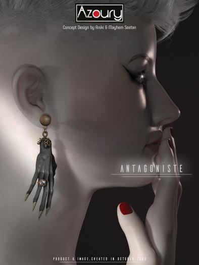 AZOURY - Antagoniste