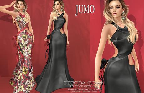 JUMO Originals - DEBORA Gown - Maitreya Belleza Slink - ADD ME
