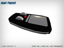 Star Trek TOS Hand Phaser (aka Phaser 1)