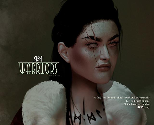 Sköll - Warriors// Scars set