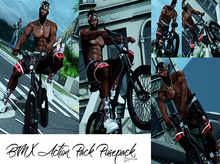 M E R C H- ACTION PACK  BMX POSEPACK (BENTO)