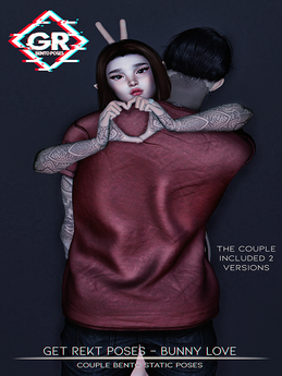 [GR] - Bunny Love Bento Couple Pose