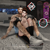 [GR] - Skateboard 2 Bento Couple Pose