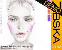 Zibska BOM Pack ~ Arienne Blush Demos [tattoo/universal tattoo BOM]