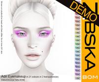 Zibska BOM Pack ~ Adri Eyemakeup Demos [tattoo/universal tattoo BOM]