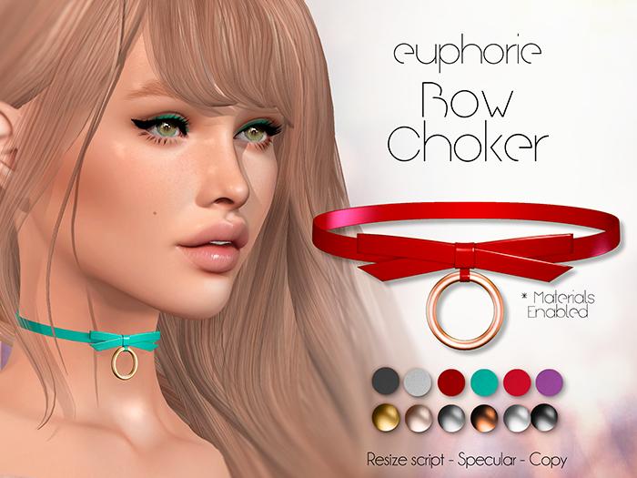 Euphorie - Bow Choker