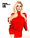 XK Maitreya Leeta Dress Red
