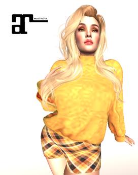 XK Maitreya Leeta Dress Beige