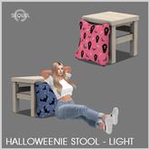 Sequel - Halloweenie Stool - Light - Halloween Decoration
