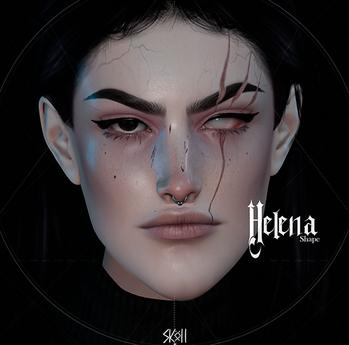 Sköll - Helena shape //Lelutka Lake 2.5(Boundless version)