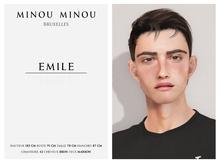 .minou minou. Emile Shape for Lelutka River 2.5 head