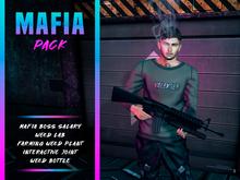 HEXAGON URBAN // Mafia pack