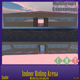 [MC] Indoor Riding arena
