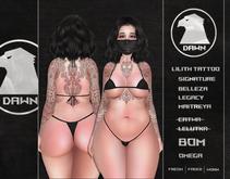 [DAWN] - Lilith Tattoo