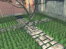 Stone Path [2] - Mesh - Low Prim