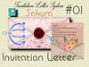 * *p-a-b 01 Invitation Letter sakura