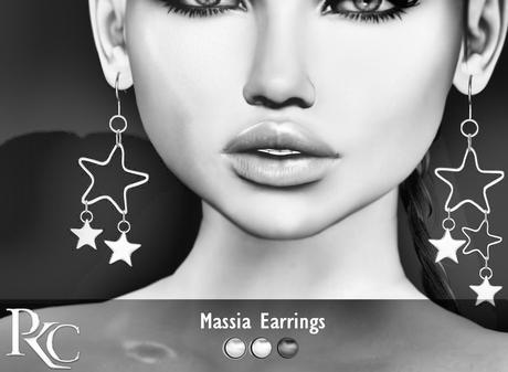 *PKC* Massia Earrings  DEMO