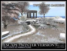 TMG - ESCAPE IN WINTER* Snowy Landscape