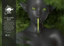 Clover - Lizard set (add me)