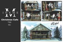 Inkme  Christmas Cafe