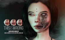 THIS IS WRONG Overlord makeup 3D