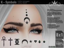*KUNDALA* Symbols BOX (Wear me)