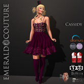 Cassidy Outfit Purple