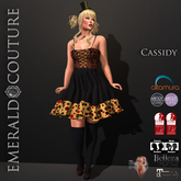 Cassidy Outfit Navy