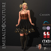 Cassidy Outfit Gold Stars