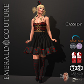 Cassidy Outfit Black
