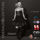 Cassidy Outfit DEMO
