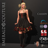 Cassidy Outfit Gray