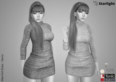 :: SA :: Mae - Knit Dress - Demo