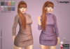 :: SA :: Mae - Knit Dress with HUD - Version 2