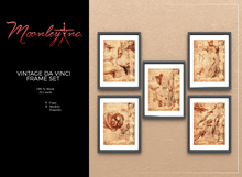 Moonley Inc. - Vintage Da Vinci Frame Set