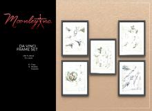 Moonley Inc. - Da Vinci Frame Set