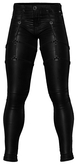 RIOT / Rogue Harnessed Pants - Black