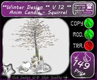 **Winter Design ** V 12 **