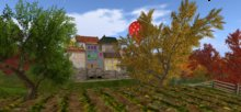 *~* Y's Art&Poses - Panorama Provencal Village