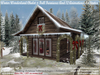 irrISIStible: WINTER WONDERLAND CHRISTMAS CHALET + FULL FURNITURES AND 12 ANIMS 2021