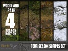Skye Woodland Path - 4 Season Bolt-on [Scripts Only]