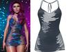 !PCP :: Narissa Dress [Navy]