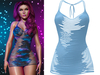 !PCP :: Narissa Dress [Sky]