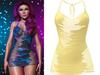 !PCP :: Narissa Dress [Lemon]
