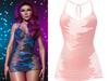 !PCP :: Narissa Dress [Champagne]