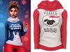 !PCP :: Annie Ugly Sweater [Fleece Navidad]